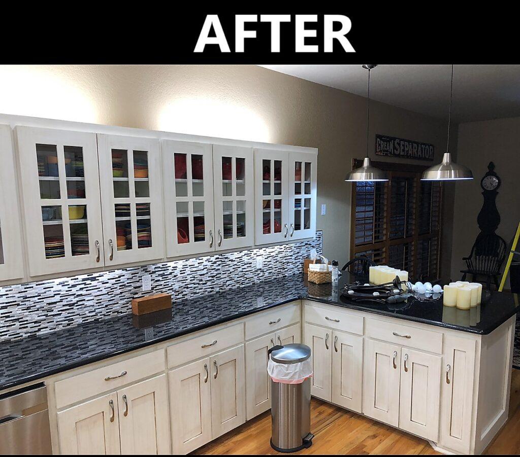 kitchen - after 2