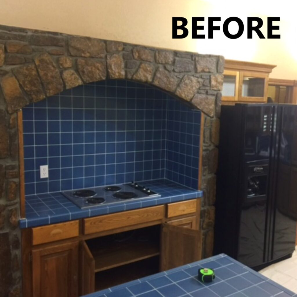 kitchen - before 2