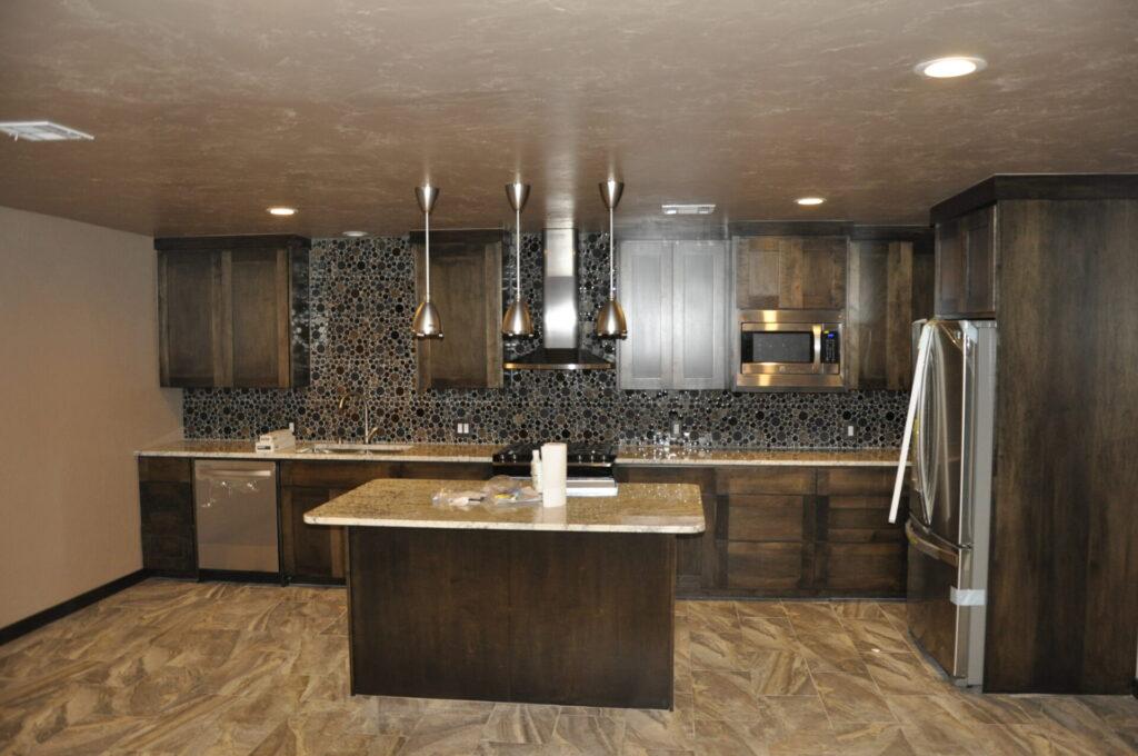 kitchen - office