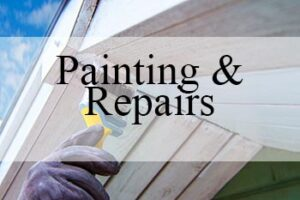 Painting & Repairs |  Hicks Roofing and Constructions